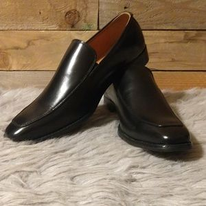Henry Ferrera slip on dress shoes - NEW